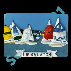 HŰTŐMÁGNES I LOVE BALATON-B