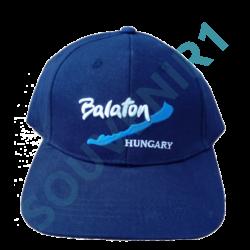 BASEBALL SAPKA BALATON MINTÁS, BALATON ÉS HUNGARY SV-BALATON4 Kék