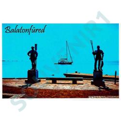 HŰTŐMÁGNES BZ FOTÓS BALATON-F