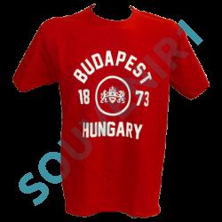 PÓLÓ FELNŐTT BBS BUDAPEST,HUNGARY FELIRATTAL 1873 BP CÍMERES Bordó