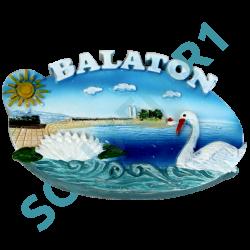 HŰTŐMÁGNES KEPES POLI I LOVE BALATON: HATTYÚ
