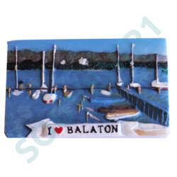 HŰTŐMÁGNES I LOVE BALATON-A