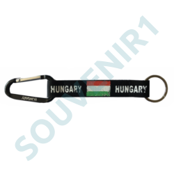 RR Kulcstartó unisex Hungary feliratos,  Molli-M