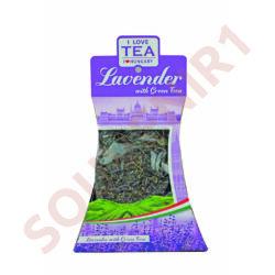 TEA I LOVE HUNGARY/LEVENDULA