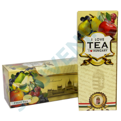 TEA I LOVE BP-GYÜMÖLCSTEA