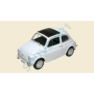 AUTO MODELLEK WE TÖBBFÉLE - Fiat Nuova 500