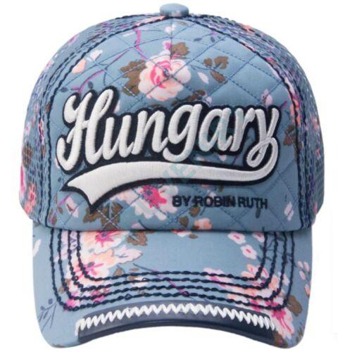 RR Női baseball sapka Hungary feliratos színes 1bc2597288